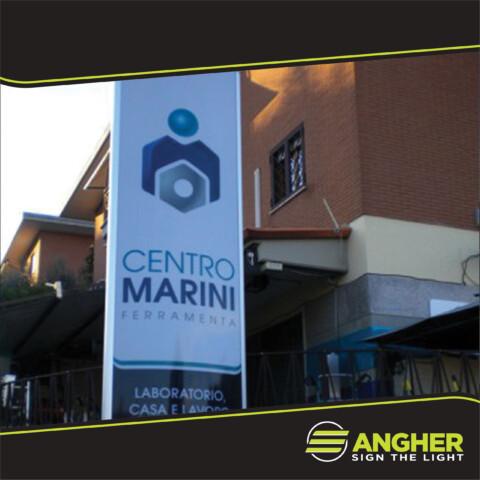 Totem Centro Marini